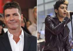 simon cowell slams zyan malik for his comment on one