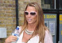 no x mas gift for katie price s baby daughter