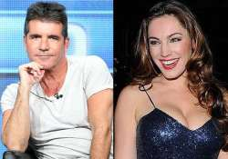 kelly brook reveals the real face of simon cowell