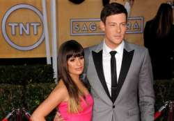 lea michele wants perfect tribute for cory monteith