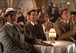 the great gatsby too much glitz but soul shows through