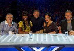 the x factor judges create spoof video