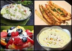 navratri special top five simple yet delicious recipes see