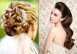 summer wedding try innovative hairstyles see pics