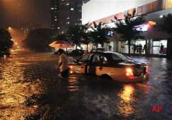 china storms kill 20 including 10 in beijing