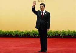 chinese president hu jintao steps down from power