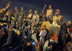egypt army vows to bring transition to democracy in egypt