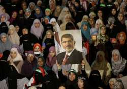 egyptian prosecutors launch criminal probe against morsy