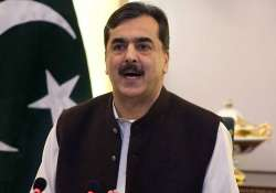 gilani to quit if sc decision is unfavourable in contempt