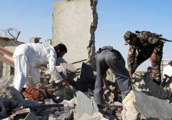 taliban kill 20 police officers in attack afghan official