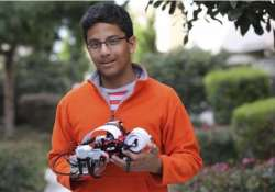 indian origin teenager gets intel funding for braille
