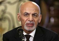 tapi pipeline will take five years afghanistan president