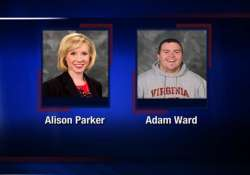 two us tv journalists shot dead on air