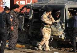 iraqi officials say 23 soldiers sunni fighters killed