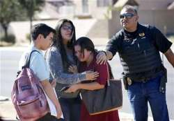 two 15 year old girls fatally shot at phoenix area school