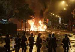 singapore riot 200 foreign workers issued police advisories