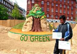 sudarsan pattnaik wins grand prize at copenhagen