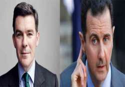 uk minister syria has in effect murdered doctor
