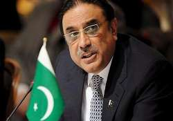 zardari will return to pakistan at all costs spokesman