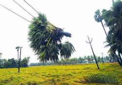 andhra braces for very severe cyclonic storm lehar
