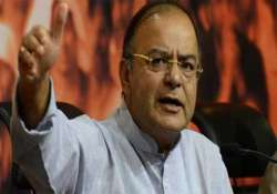 arun jaitley to visit j k to review security situation