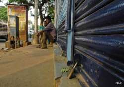bandh to protest sexual offences disrupts life in bangalore