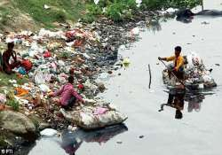 delhi government project to clean up yamuna river