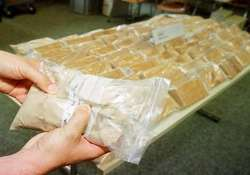 drugs worth rs 260 crore smuggled from pakistan seized