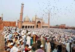 eid ul zuha celebrated with traditional fervour in capital