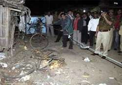 explosions in assam leave 1 dead curfew in dhubri town
