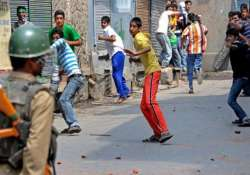 four protestors shot dead in kashmir demonstrations in