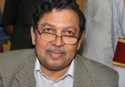 hegde denies split does not oppose his fast to attend panel