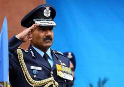 iaf chief reviews su 30 fighter jet production facility