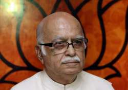 i haven t seen a govt run in this manner says lk advani