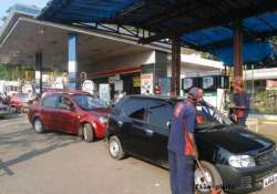 no petrol without pollution certificate from dec 1