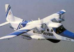missing dornier aircraft wife of pilot seeks pm s assistance