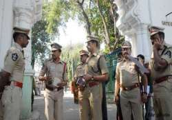 110 held during search op to check crime in hyderabad
