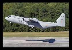 iaf s new c 130j super hercules takes to the sky