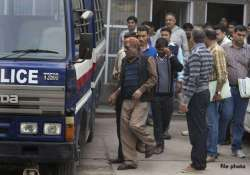 petrogate court to hear bail pleas of six accused on apr 22