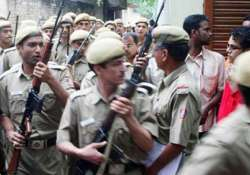no leave for delhi policemen from sept 15 to oct 15