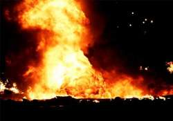 6 killed one hurt in explosion at pharma unit