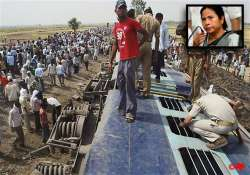 is it accident or incident asks mamata about doon express