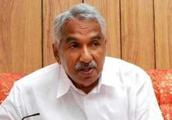 kerala cm rules out resignation