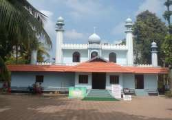 know how a hindu king in kerala converted to islam to build