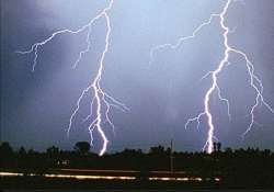 lightning kills 14 in odisha