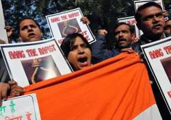 mumbai gangrape journalists stage silent protest