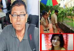 mumbai woman journalist held for j dey s murder