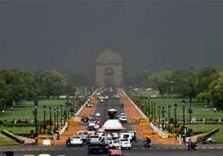 no rains but low humidity brings some respite for delhiites