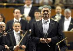 parallel concert to zubin mehta event permitted