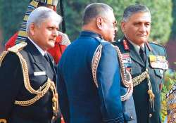 parliamentary committee decides to call chiefs of armed